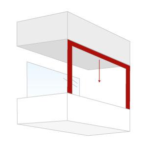 Balkon Typ 1