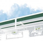 Subola Sketch Dachterrasse
