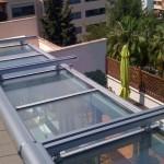 Terrassendach Markise