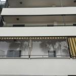 Wetterschutzrollos für Balkone