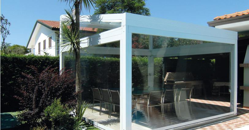 flexibler regenschutz auf ihrer terrasse zum werkspreisallwetterschutz. Black Bedroom Furniture Sets. Home Design Ideas