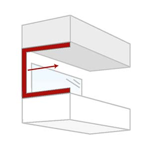 Balkon Variante 3