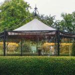 Wetterschutz Pavillon