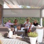Allwetterschutz Terrasse