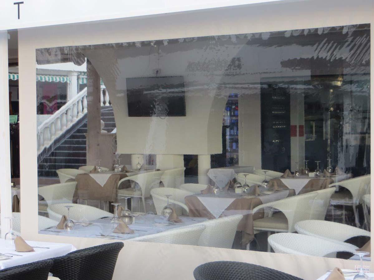 welches windschutzrollo ist das beste auf einer terrasse - Windschutz Terrasse Flexibel