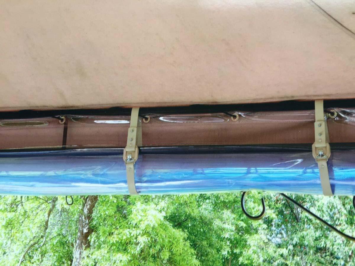 der flexible windschutz f r ihre terrasse zum. Black Bedroom Furniture Sets. Home Design Ideas