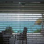 durchsichtiger Wetterschutz Einbruchschutz für Terrassen