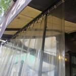 PVC-Folienvorhänge