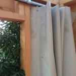 PVC-Folienvorhang