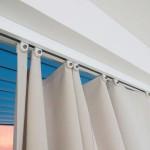 Sonnenschutz Vorhänge