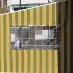 flexible Seitenwand für Terrassen