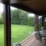 Folienfenster für Terrassen