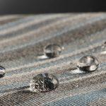 wasserabweisende Regenmarkisen