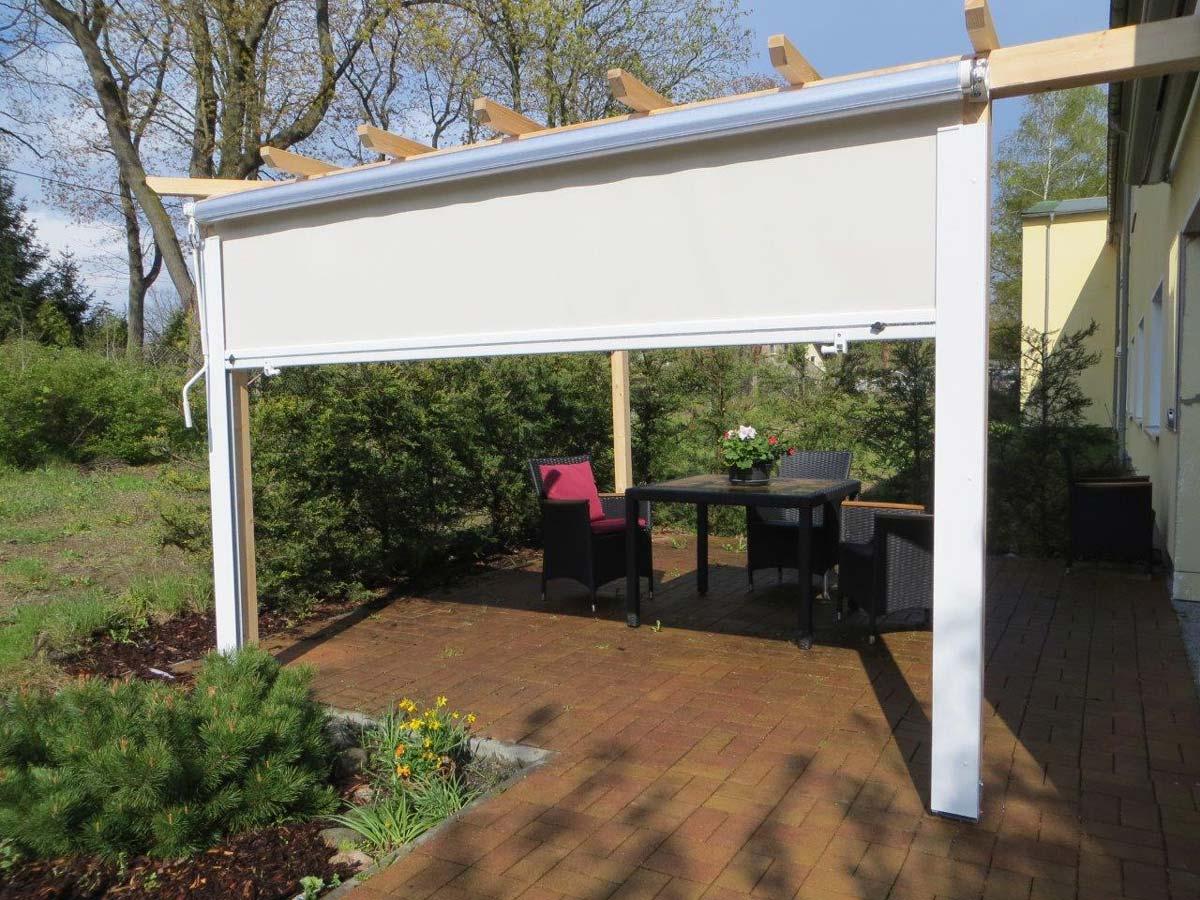 Sonnenschutz und Regenschutz zum Werkspreis