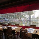 Regenmarkise Restaurant