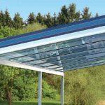 Terrassendach mit Ehrhardt- Markise