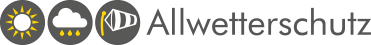 Allwetterschutz Logo